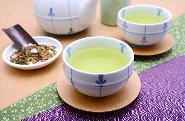 Brown rice tea nutrition