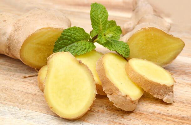 生姜の効能と栄養