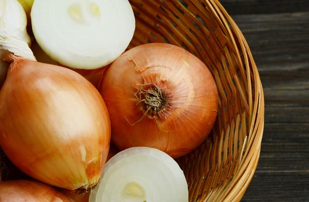 玉ねぎの栄養と効能