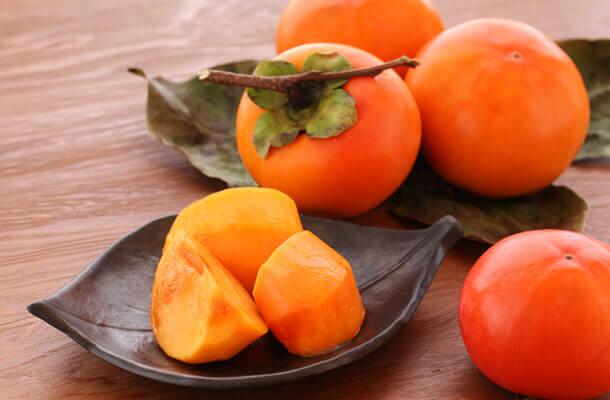 柿の栄養と効果を解説! 柿に含...