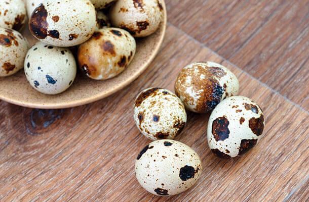卵 うずら カロリー の