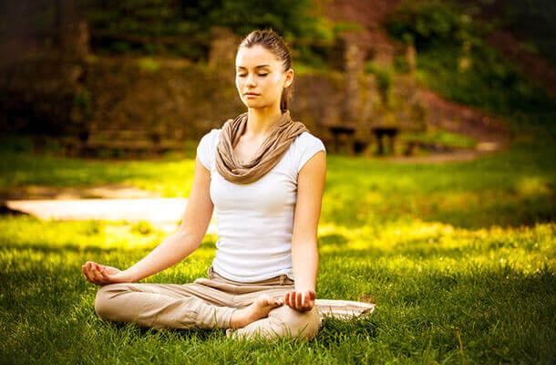 Zen meditation effect